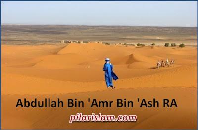 Abdullah Bin 'Amr Bin 'Ash RA