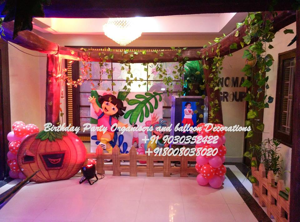 Theme Party Decorations In Hyderabad