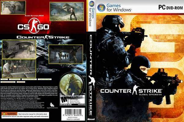 Download Game PC Counter Strike Global Offensive Full Version