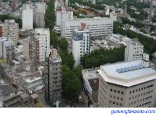 Apakah Montevideo Ibu Kota dari Uruguay