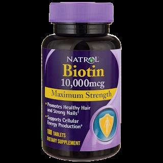 Biotina Natrol - Minoxidil Honduras