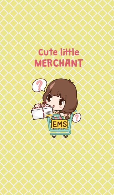 Cute little Merchant