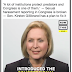 Gillibrand continues push on 'Congressional Harassment Reform Act'
