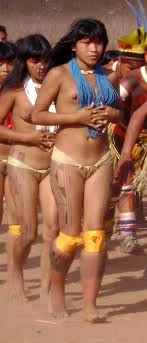 Yawalapiti tribe women nude remarkable, this