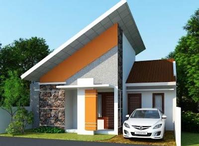 Model Desain Atap Rumah Minimalis 1 & 2 Lantai Terbaru