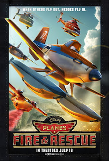 Xem Phim Anh Hùng Biển Lửa - Planes: Fire And Rescue