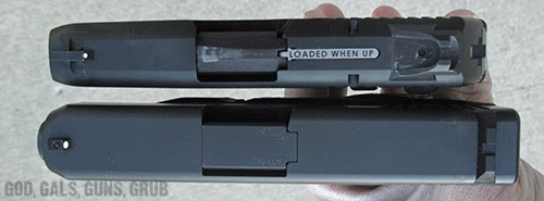 God, Gals, Guns, Grub: Ruger LC9 with Crimson Trace Laserguard