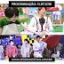 PROGRAMAÇÃO - TENSAI! SHIMURA DOUBUTSUEN & ARASHI NI SHIYAGARE: 14/07/2018