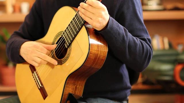 belajar tremolo gitar klasik untuk pemula peterdevries guitar