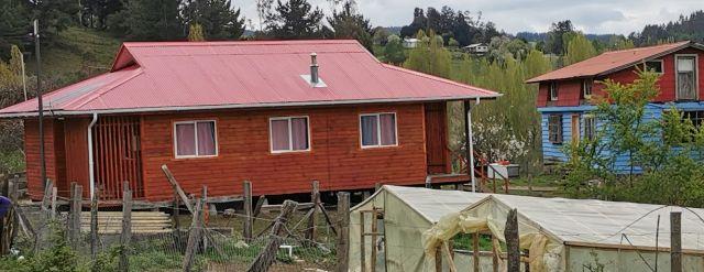 San Juan de la Costa: 50 familias beneficiadas con subsidios de habitabilidad rural