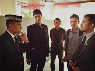 Bahas Nasib Asrama, Ketua DPRA Terima Perwakilan Mahasiswa Aceh-Yogyakarta