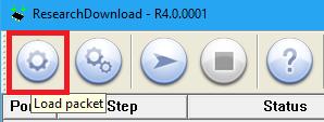 Tungu sebentar sampai load filenya selesai