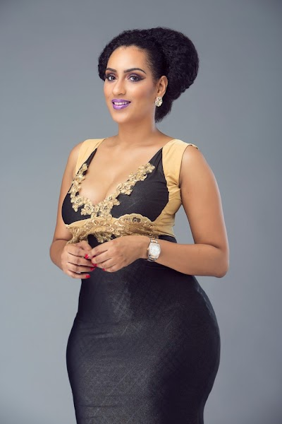 Actress Juliet Ibrahim nursing a broken heart?