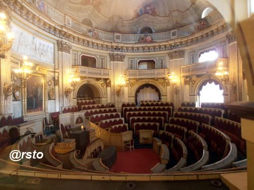 Il museo del risorgimento apre la camera del parlamento for Dove si riunisce il parlamento italiano