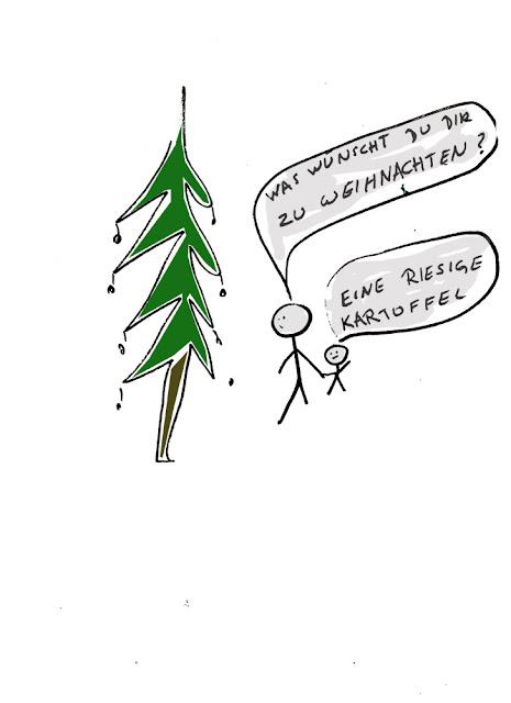 Dr. Kristian Stuhl 2012, Was wünscht du dir zu Weihnachten,  Das Klo spült alles fort, A4
