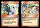 My Little Pony Muffin Mare, Sharing is Caring Equestrian Odysseys CCG Card