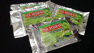 TEA & JUS RERAMA ORIGINAL WARISAN