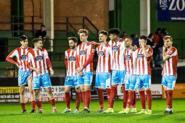 El Lugo llegará más cansado al partido de Málaga