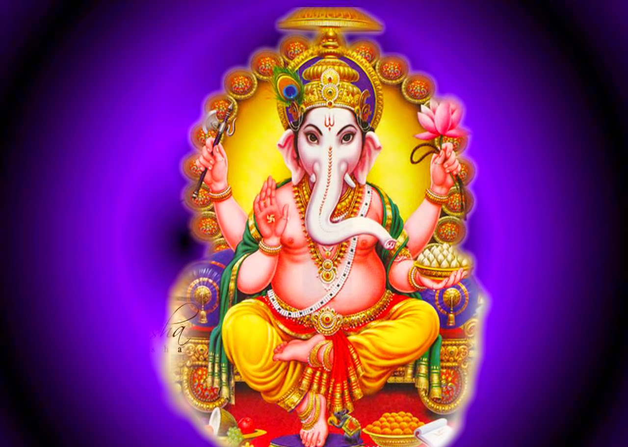 Ganesha: Gods Own Web: Lord Ganehsa HD Wallpapers Free Download