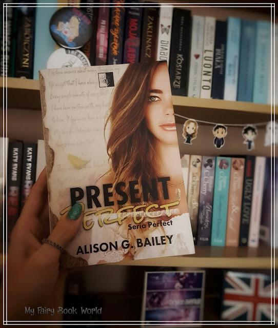 Perfekcja to iluzja napędzana kompleksami || Alison G. Bailey - Present Perfect || Recenzja patronacka