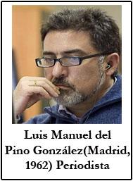 Luis del Pino Periodista. Investigador del Atentado del 11-M en España