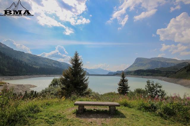 wanderung Vallüla - wandern montafon