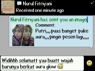 Testimoni Aura Glow Cream BPOM Paket Normal