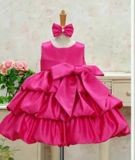 Model Baju Pesta Anak Perempuan Princess Terbaru