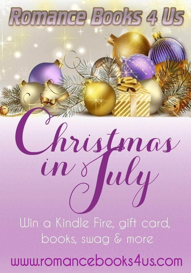 CHRISTMAS IN JULY CONTEST