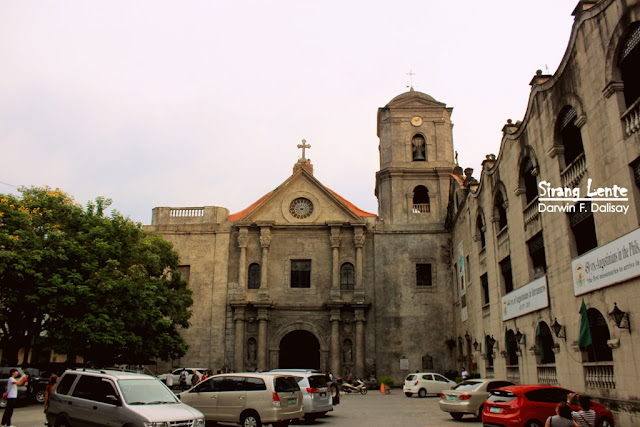 San Agustin Church