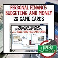 Personal Finance, Free Enterprise, Economics, Free Enterprise Lesson, Economics Lesson, Free Enterprise Games, Economics Games, Free Enterprise Test Prep, Economics Test Prep