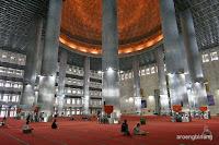 masjid istiqlal jakarta