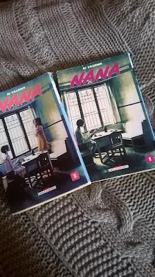 Nana, tome 1 et 2 de Ai Yazawa