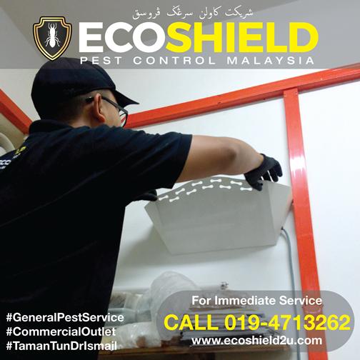 General Pest Service - TTDI Kuala Lumpur Pest Control Selangor