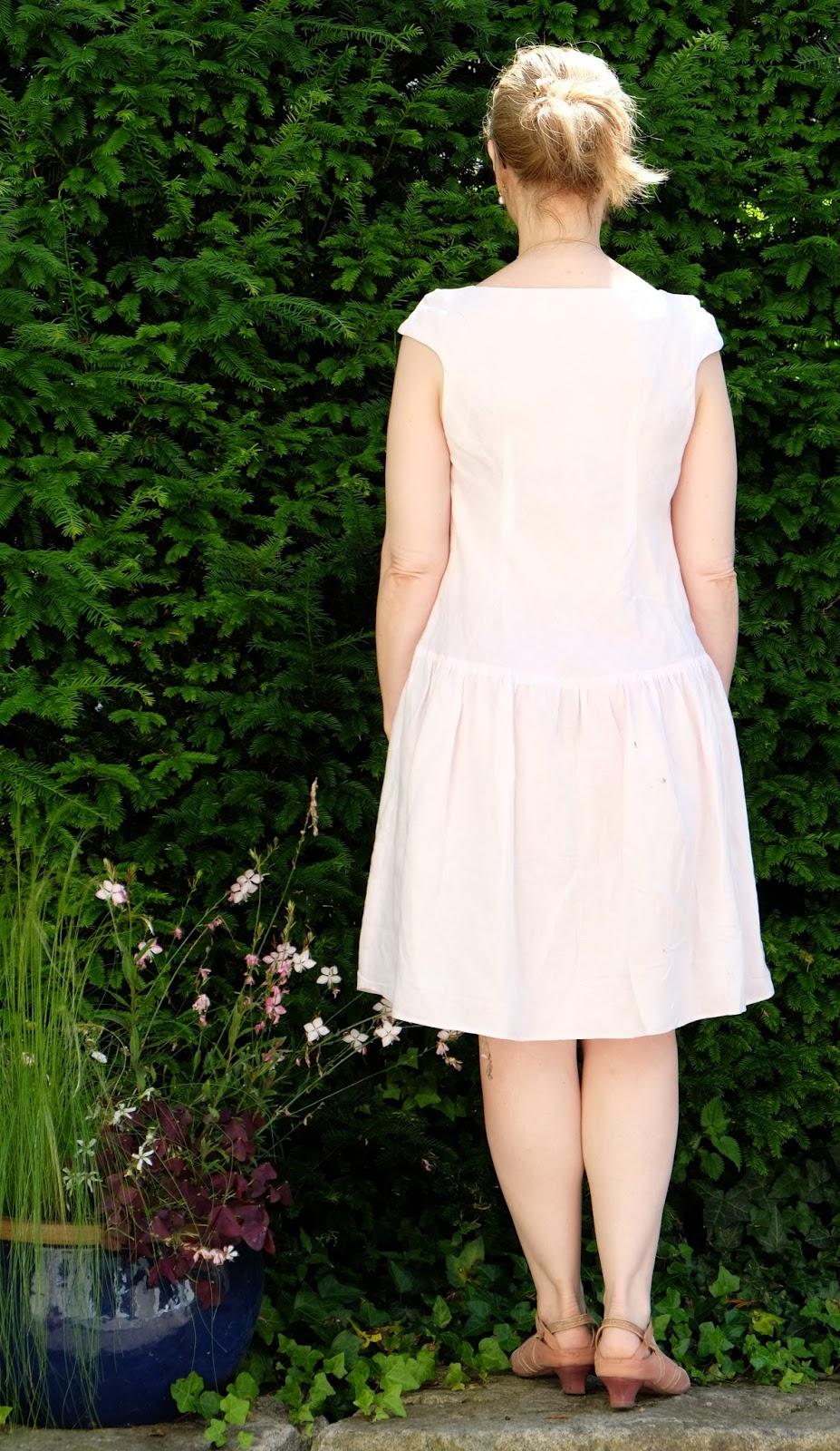 Alles neu macht der Mai!: Downton Abbey inspiriertes Sommerkleid ...