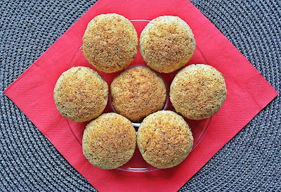 Domowe kokosanki z migdałową nutą w wersji fit