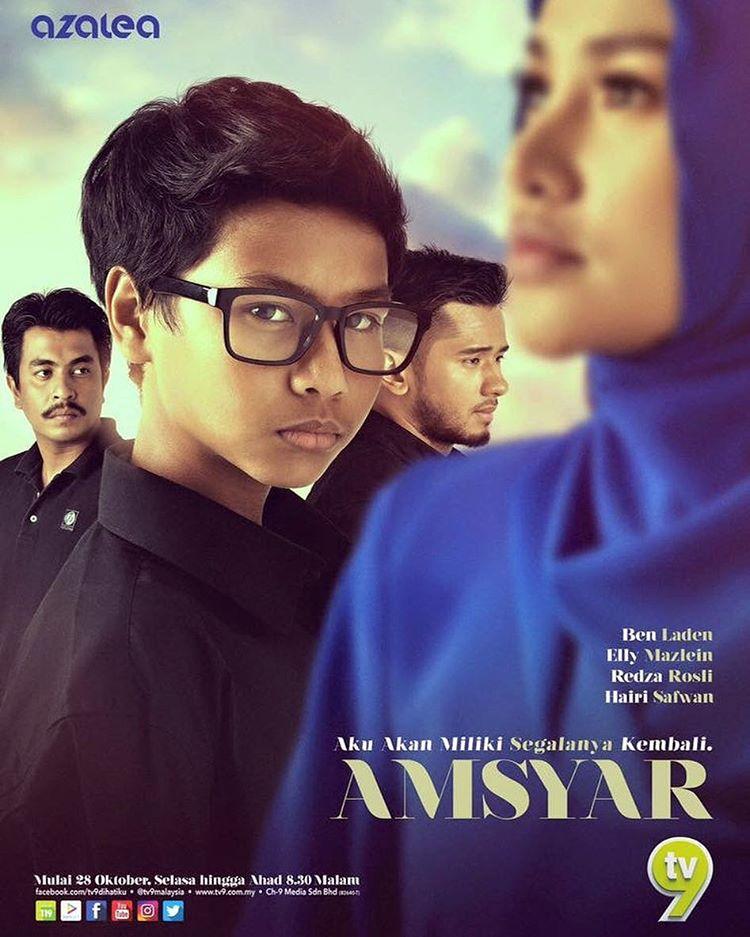 Drama Amsyar Slot Azalea (TV9)