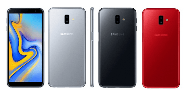 samsung galaxy j6+, samsung galaxy j6 plus, harga samsung galaxy j6 plus, spesifikasi samsung galaxy j6 plus