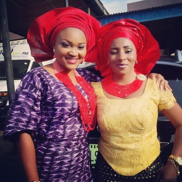 mercy aigbe mide funmi martins