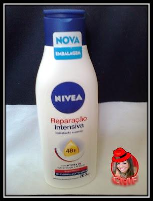 LOÇÃO REPARAÇÃO INTENSIVA, BY NIVEA