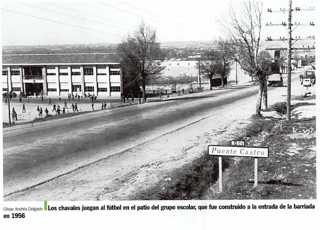 Fotos Antiguas de Puente Castro | León | España | Aljama + Judería