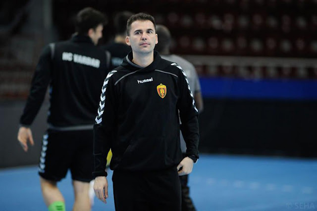 Raul Gonzales new Macedonian handball coach