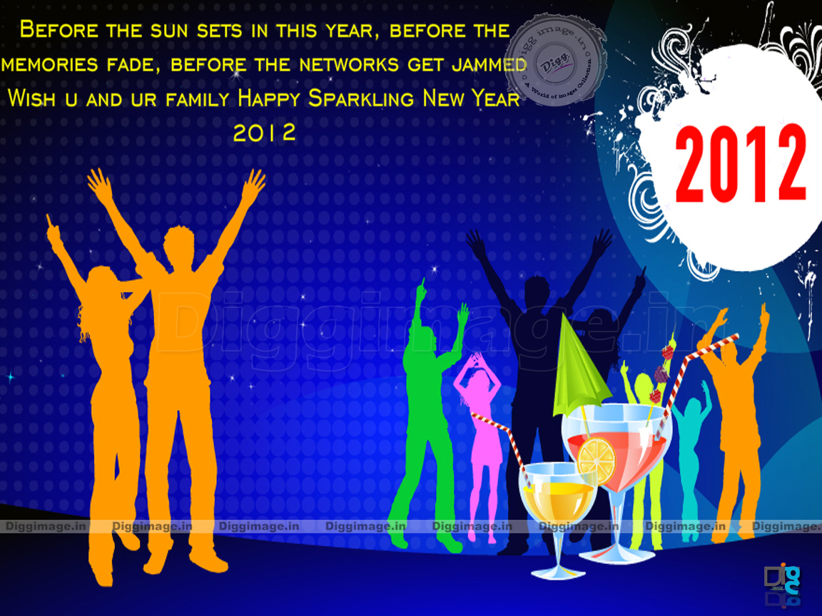 Happy New year 2012 Before the sun set in this year before the . 1152 x 864.Free Happy Chinese New Year Ecards