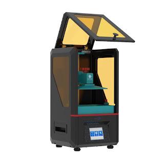 Impressora 3D DLP resina