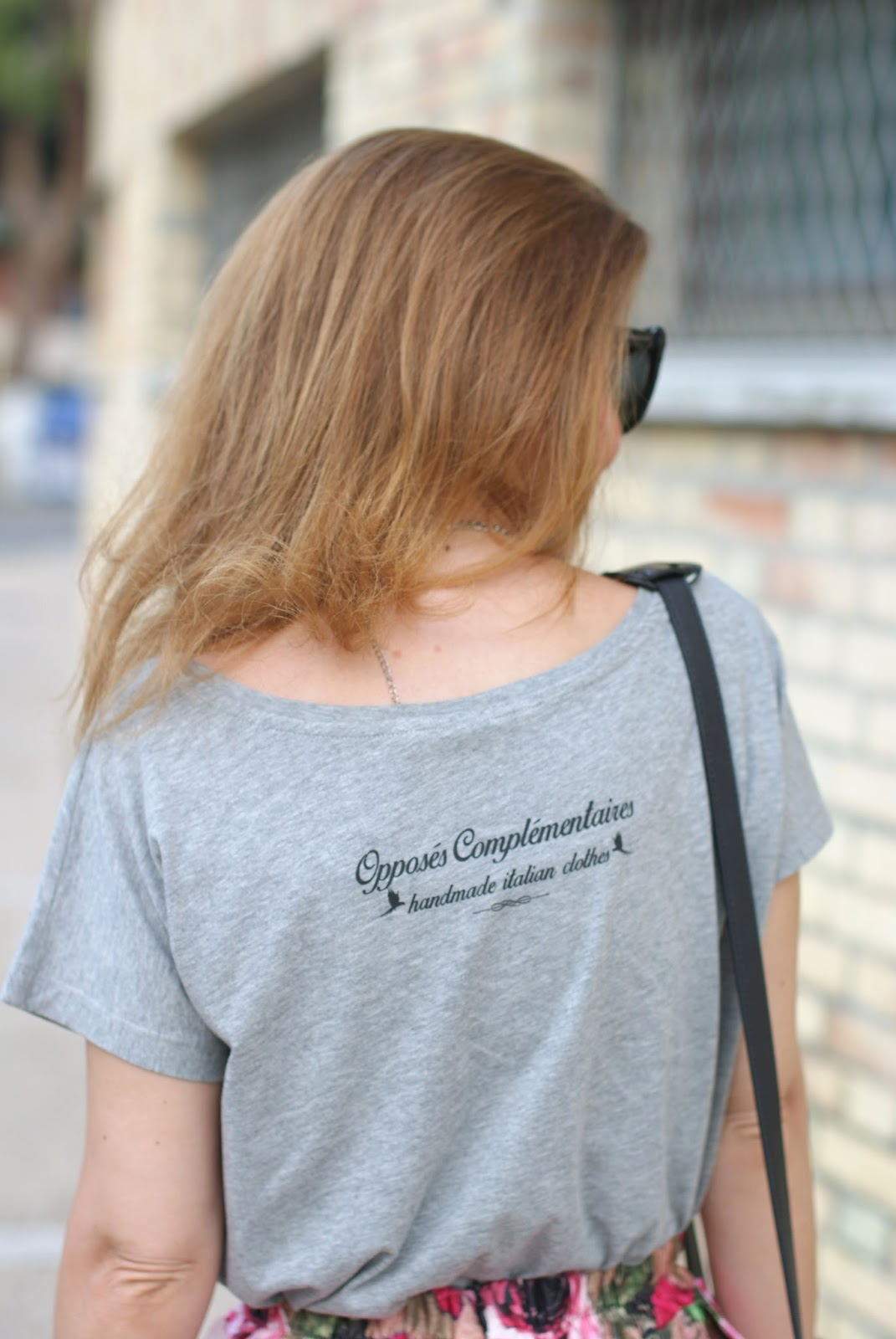 Opposes Complementaires t-shirt su Fashion and Cookies fashion blog, fashion blogger style