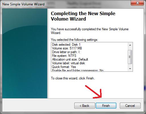 Cara Membuat Virtual Harddisk Drive di Windows