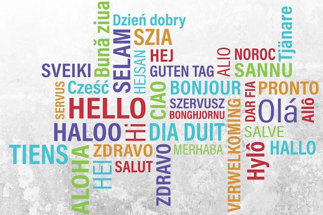 Cartel del Día Internacional de la Lengua Materna