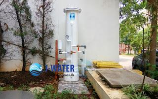 Pemasangan Filter Air