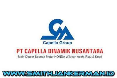 Lowongan PT. Capella Dinamik Nusantara Pekanbaru Februari 2018