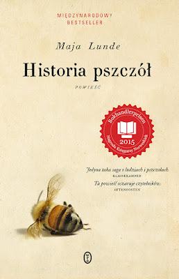 Maja Lunde. Historia pszczół.